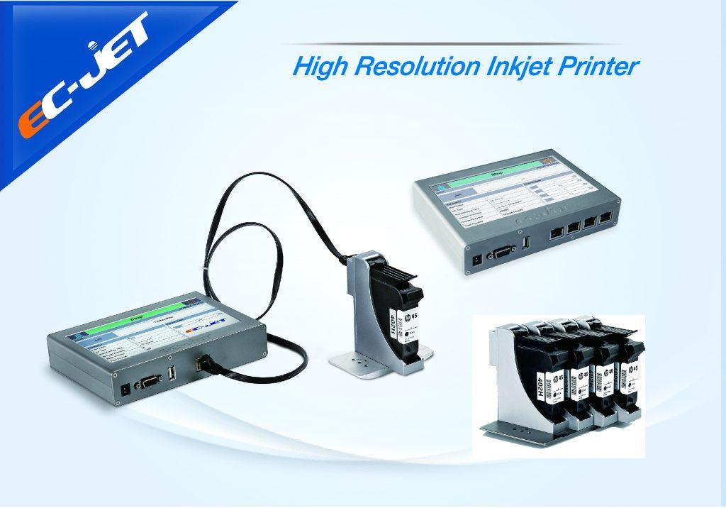 Inkjet printer High resolution – Printer inkjet coding – High Resolution Inkjet