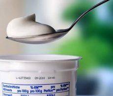 mesin cetak kode produksi dairy yogurt